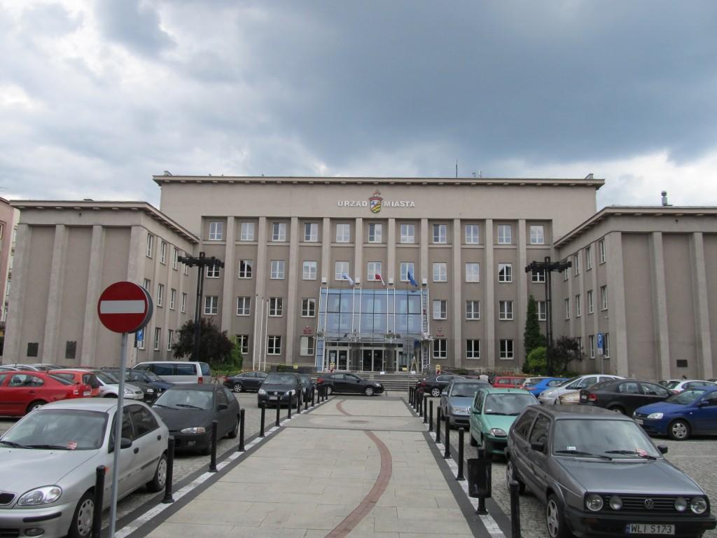 Urząd miasta Sosnowiec